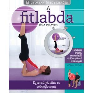 a-fitlabda-es-a-pilates-dvd-melleklettel